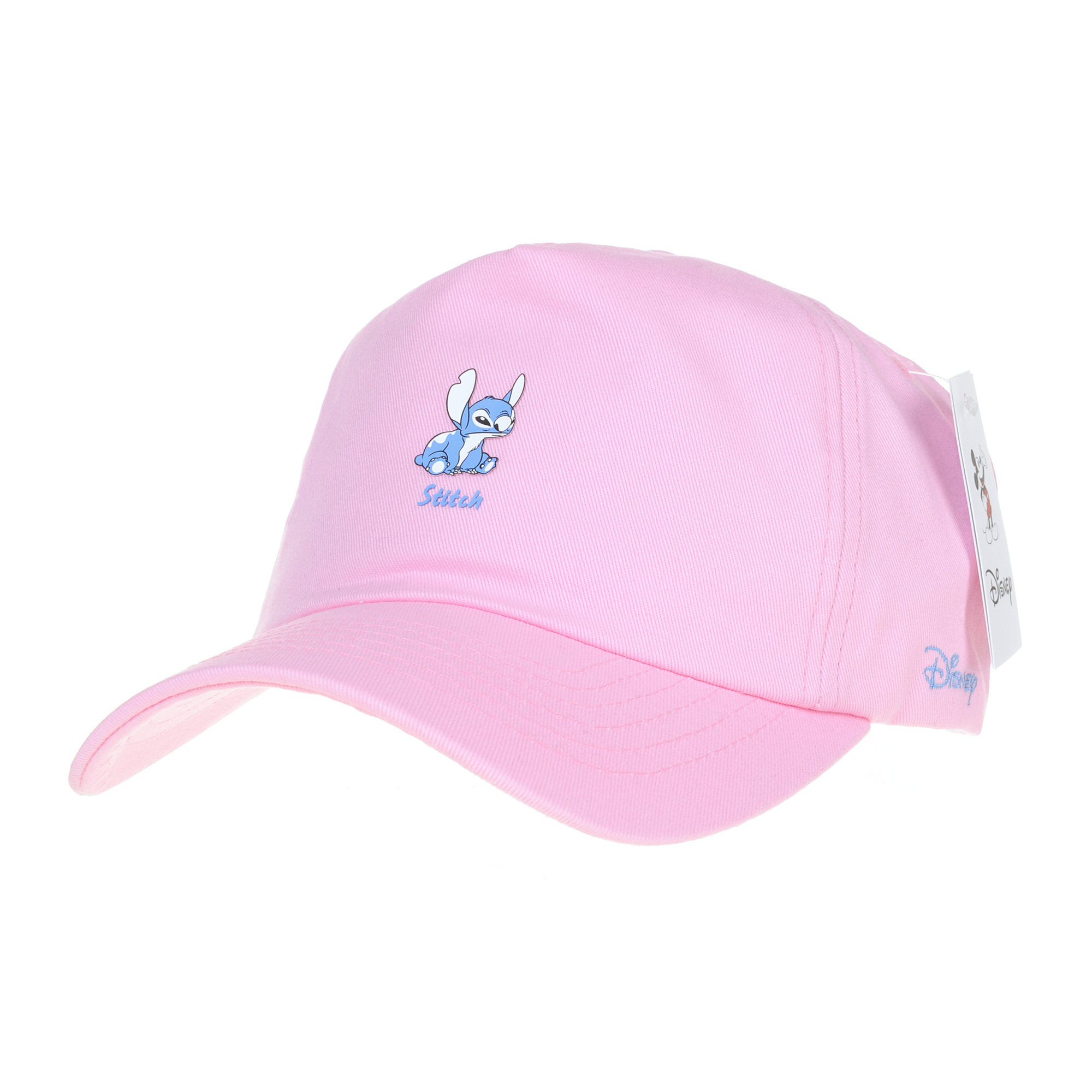 ee93365c52fc9 ... clearance withmoons disney ball cap lilo and stitch the cutest alien hat  cr1308 pink 62b13 c1ba9
