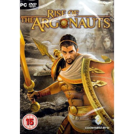 Rise of the Argonauts PC DVD Game - A Man May Choose His Fate, But Destiny Chooses a (The Fate Of A Man Mikhail Sholokhov)