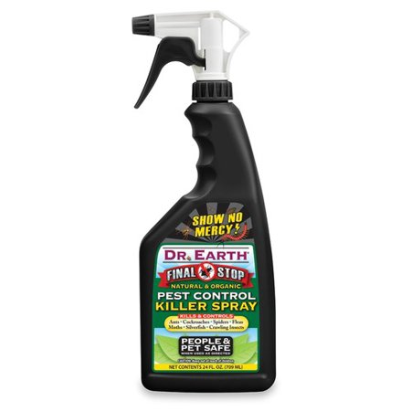 Dr. Earth Pest Control Killer Spray Ready-to-Use 24oz 100507049