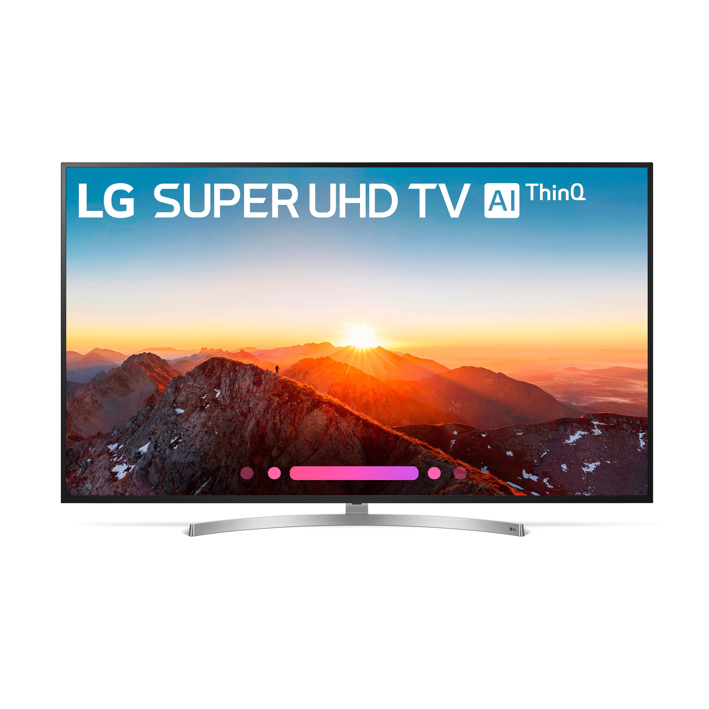 "LG 75"" Class 4K (2160) HDR Smart Super UHD TV w/AI ThinQ - 75SK8070PUA"
