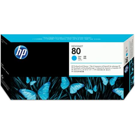 - HP, HEWC4821A, 80 Printheads / Printhead Cleaners, 1 Pack
