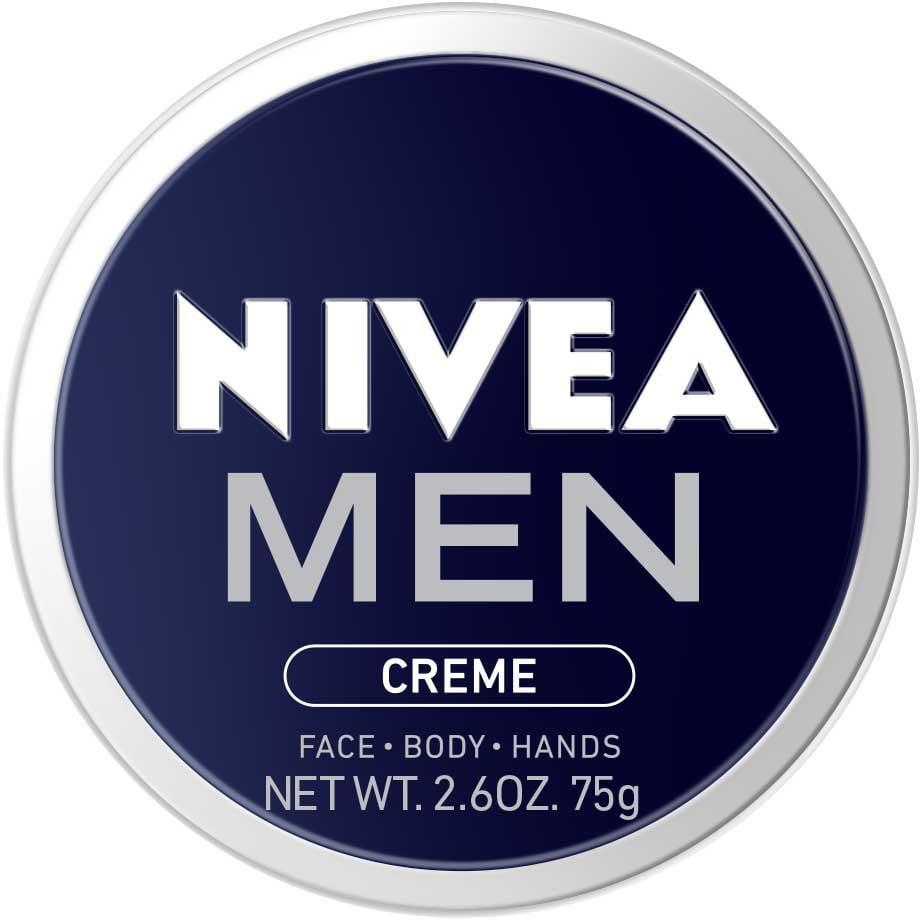 Nivea Men Face + Body + Hands Cream, 2.6 oz - Walmart.com