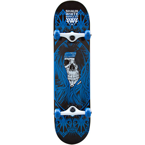 Shaun White Supply Co. Park Series Complete Skateboard