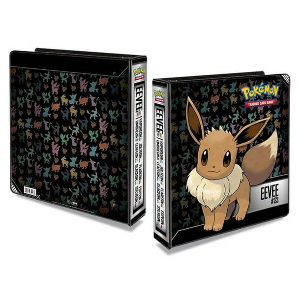 """Pokemon 2"""" 3-Ring Binder With 25 Platinum 9"""