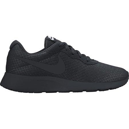 Light Up Nike Shoes (Nike 812655-002: Women Tanjun Triple Black Sneaker (8.5 B(M))