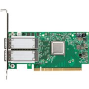 Mellanox Connectx Vpi Infiniband Host Bus Adapter - Pci Express 3.0 X16 - 100 Gbit/s - 1 X Total Infiniband Port[s] - Qsfp - Plug-in Card (mcx455a-ecat)