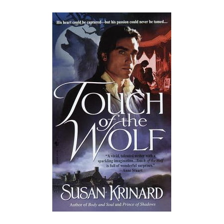 - Touch of the Wolf - eBook