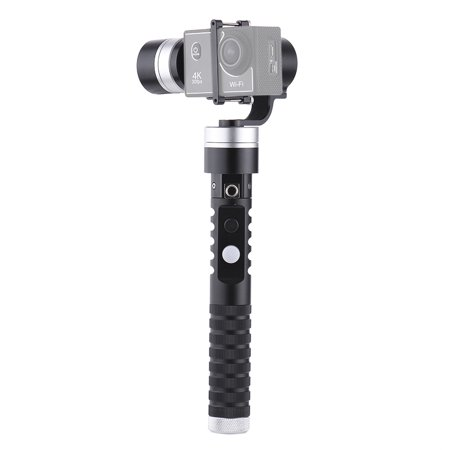 3-Axis Handheld Gimbal Brushless Action Camera Gyro Stabilizer for GoPro Hero 4/3+/3 for Xiaoyi Action Camera of Similar