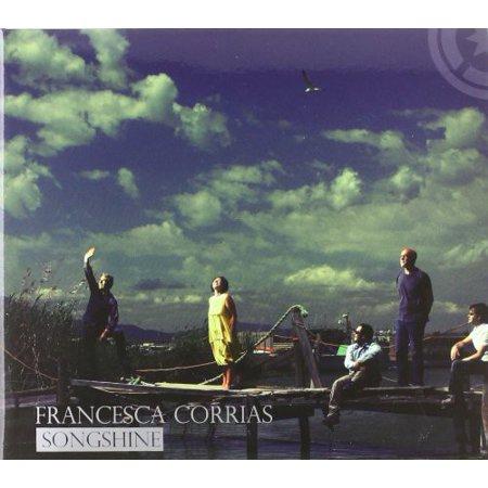 Francesca Corrias   Songshine  Cd