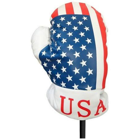 JP Lann USA Boxing Glove Driver Golf Club Headcover