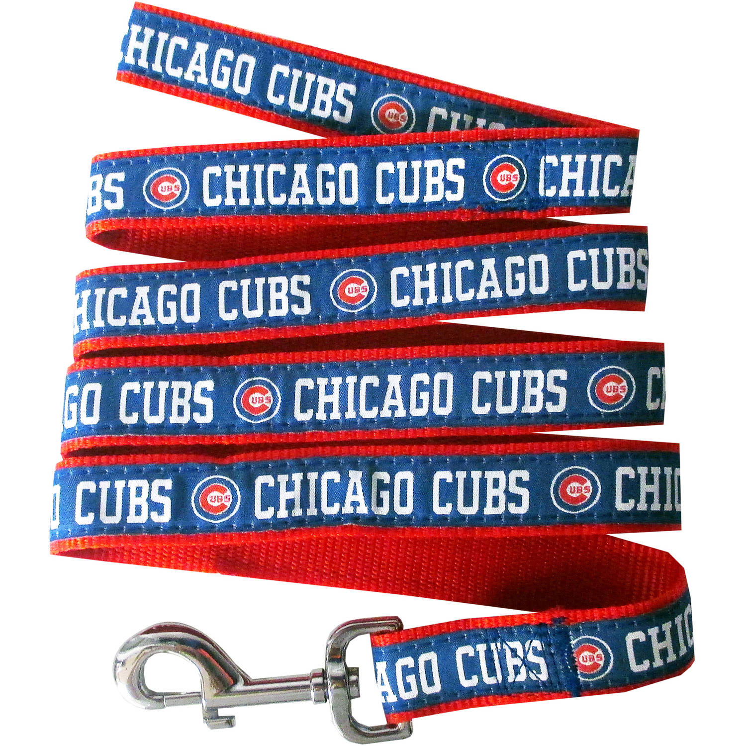 Pets First Chicago Cubs Pet Leash, Small