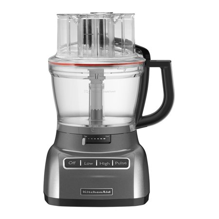 Kitchenaid Kfp1333qg 13 Cup Food Processor With Exactslice System