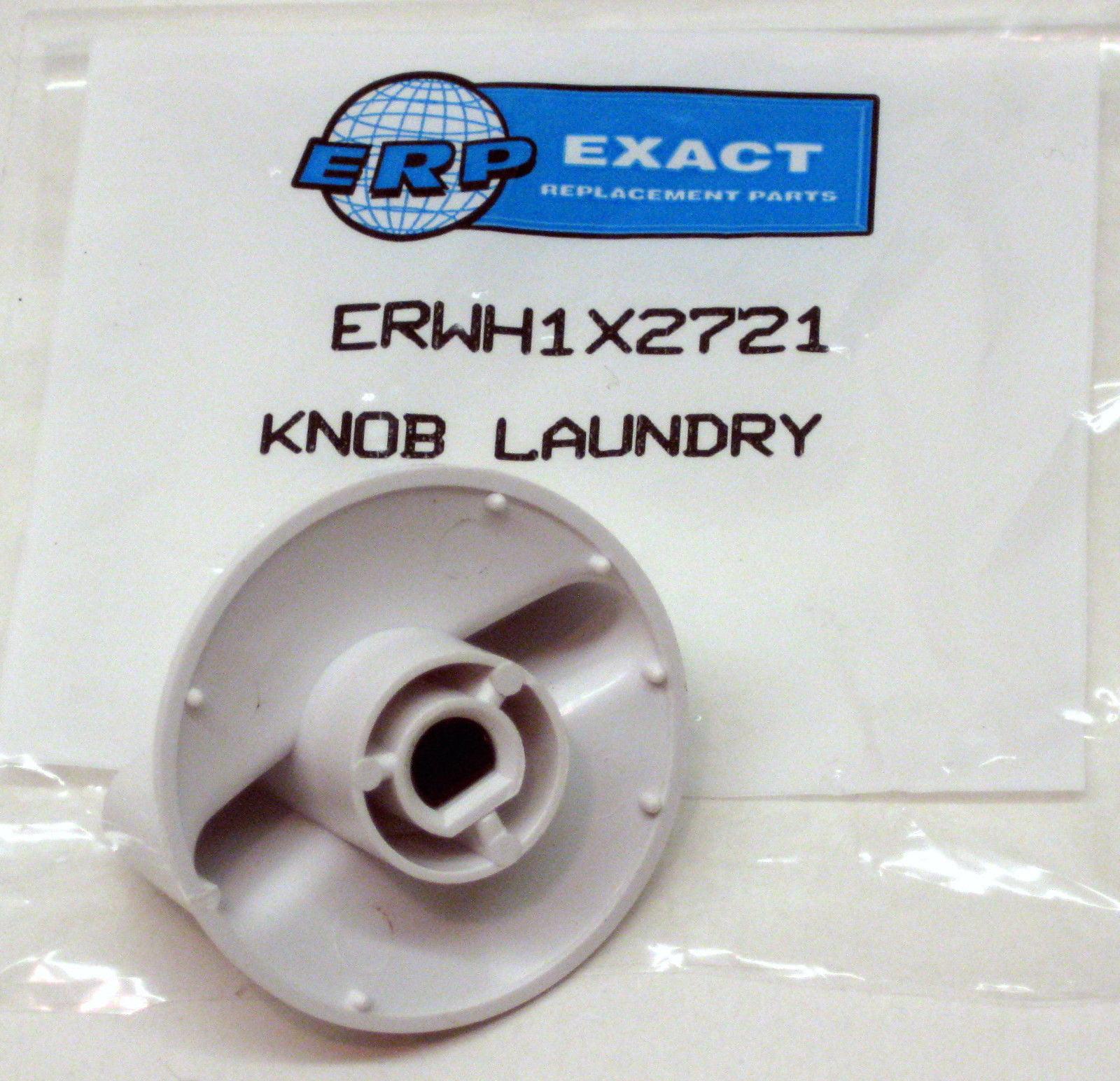 GE Dryer Timer Knob Assembly White