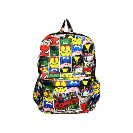 Marvel Avengers Logo Superhero Comic Cartoon Theme Canvas 18