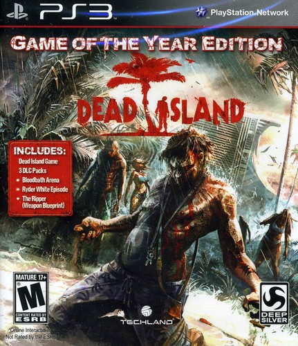 Dead Island - Game of the Year for PlayStation 3