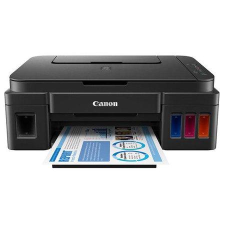 Canon PIXMA G2200 Multifunction MegaTank Inkjet Printer - image 1 of 2