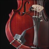 Barcus Berry 3100 Clamp - On Bridge Violin Piezo Pickup