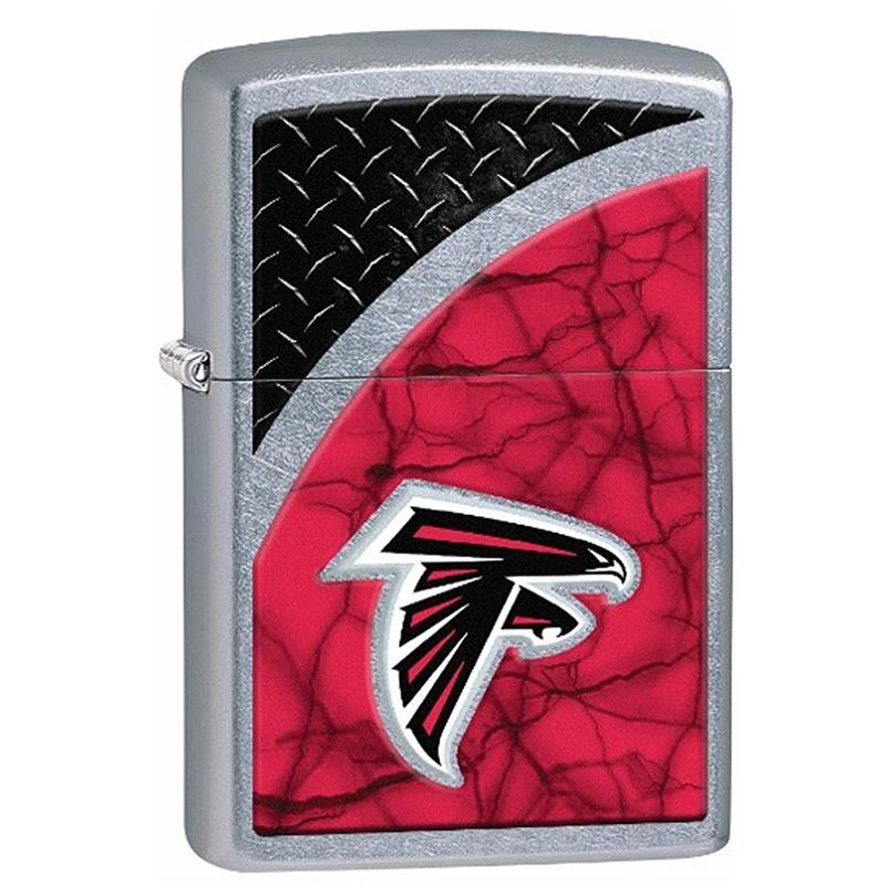 Atlanta Falcons NFL Team Zippo Lighter - No Size