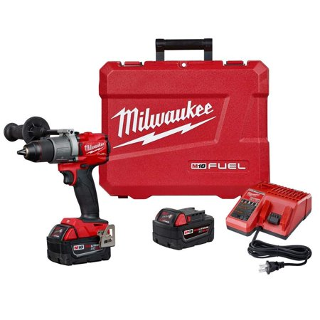 24 M18 Drill Driver - Milwaukee M18 Fuel 1/2