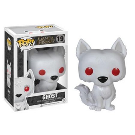 Funko Pop! 3876 Pop! TV: Game of Thrones, Ghost - Ghost Prop