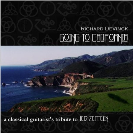 Going to California: A Classical Guitarist's Tribute to Led
