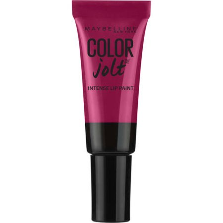Maybelline Lip Studio Color Jolt Intense Lip Paint Berry Naughty, 0.21 Fl Oz