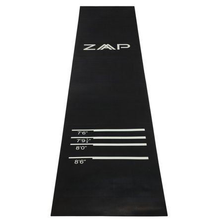 ZAAP Heavy Duty Throw Line Rubber Dart Mat