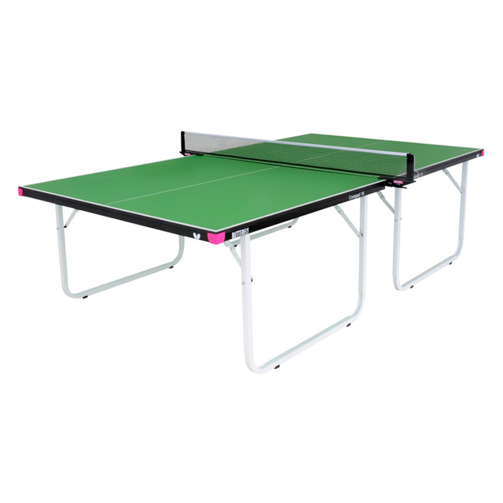 Butterfly Compact 19 Ping Pong Table, Green by Generic