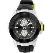 Invicta Men's 13995 Pro Diver Black Dial Quartz Chrono Black Pu Watch