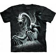 Black Dragon Youth T-Shirt by The Mountain - 151252