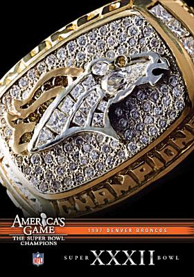 NFL America's Game: Denver Broncos Super Bowl XXXII (DVD) by Willette Acquisition Corp.
