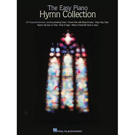Easy Piano (Hal Leonard): The Easy Piano Hymn Collection