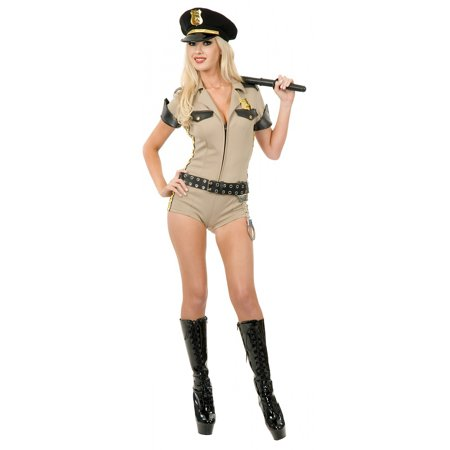 Reno Sheriff Adult Costume - Small