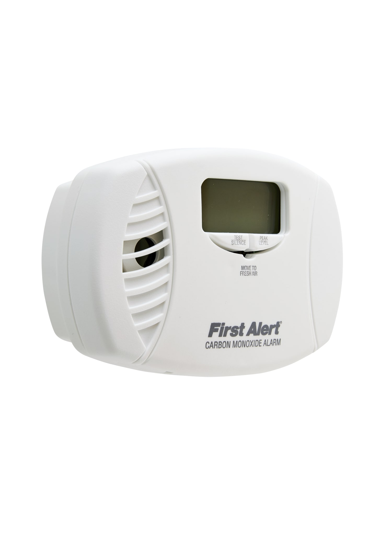 first alert co615 dual power carbon monoxide plug in alarm with rh walmart com First Alert Co600 first alert co615 manual