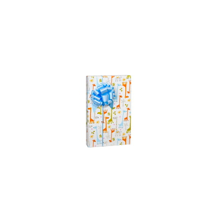 Giraffe Birthday / Special Occasion Gift Wrap Wrapping Paper-16ft