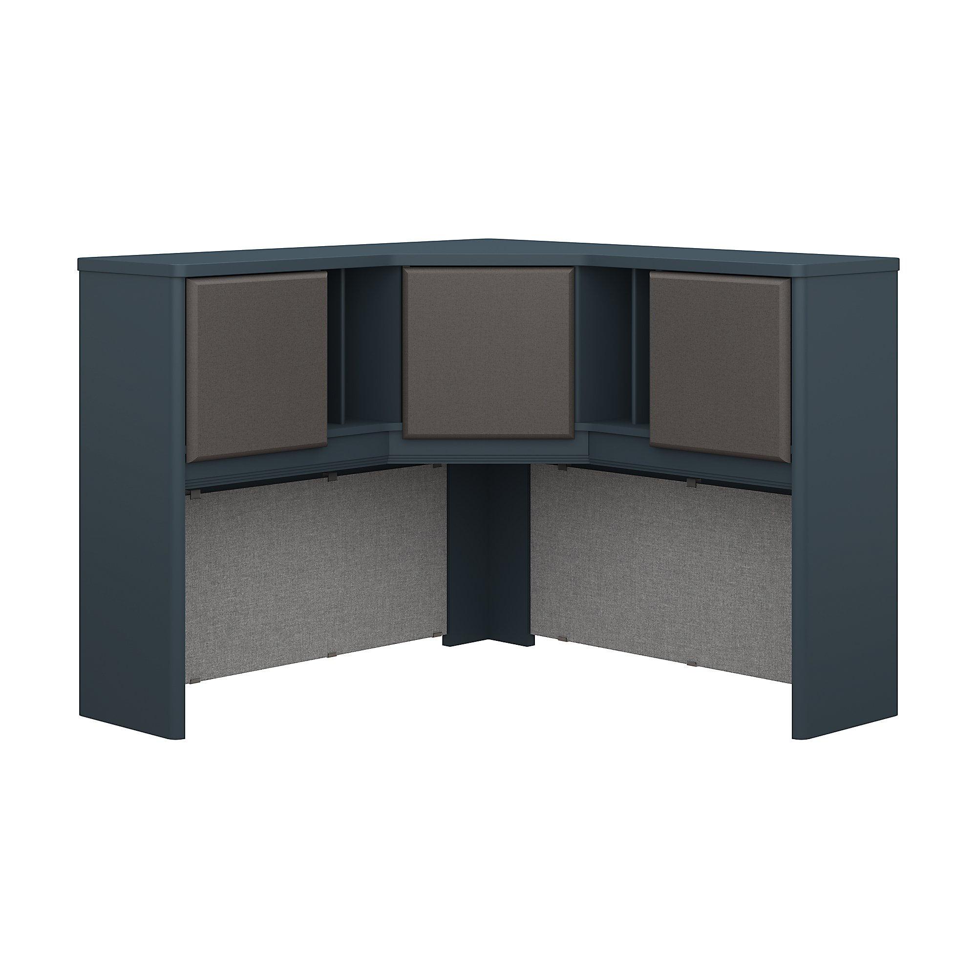 Office furniture series a versatile c leg table design engineered wood slate corner hutch walmart com