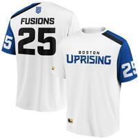 Fusions Boston Uprising Overwatch League Replica Away Jersey - White