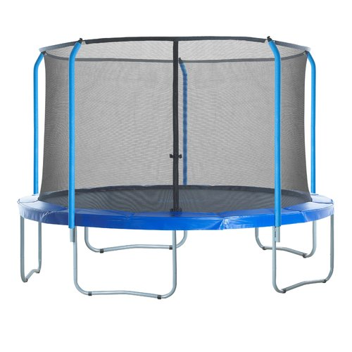Upper Bounce 15 Round Frame 26 Piece Enclosure For