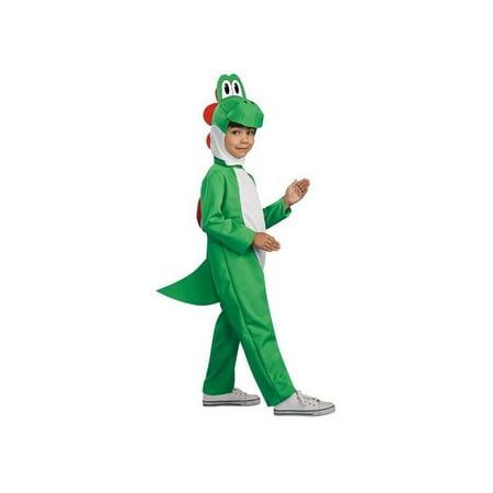 Yoshi Diy Costume (Child Yoshi Costume)