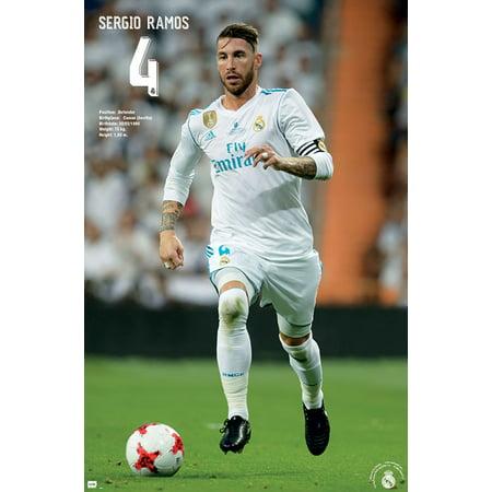 Real Madrid - Sergio Ramos ()