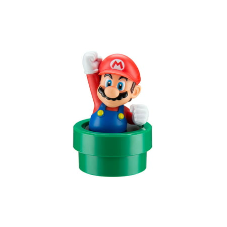 KIDdesigns Nintendo Super Mario ihome Wireless Bluetooth Speaker with Charging Cable, Green, Ti-B66MR.EX0i