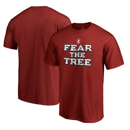 Stanford Cardinal Fanatics Branded Hometown Collection T-Shirt - Cardinal