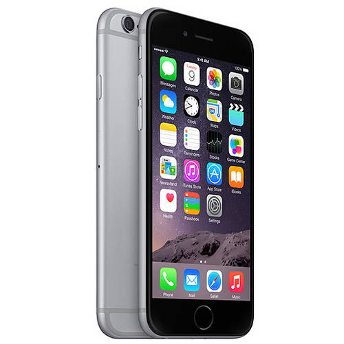 Apple iPhone 6 64GB AT&T Locked - Space Gray (Refurbished)