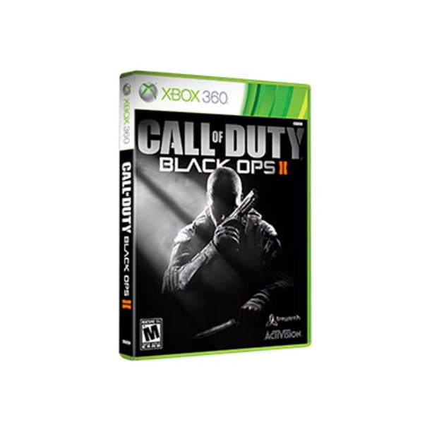 Call Of Duty Black Ops 2 Game Of The Year Edition Xbox 360 Walmart Com Walmart Com