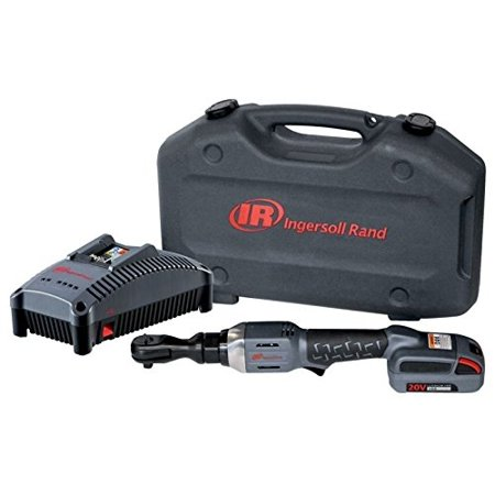 Ingersoll Rand Ingersoll Rand Cordless Ratchet With 1 Li On Battery  Charger And Case  3 8  R3130 K12