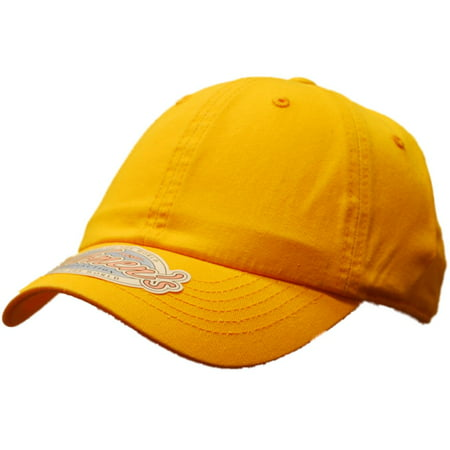 Top of the World Women Gold Adjustable Strap Hat Cap (Gold Top Hats)