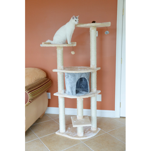 Armarkat 64'' Classic Cat Tree by Armarkat