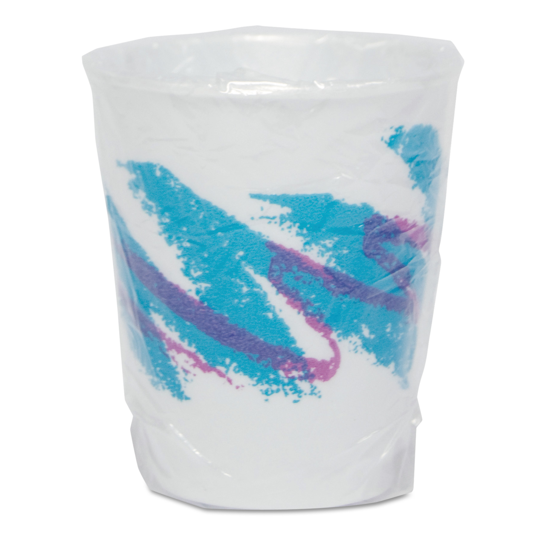 Solo Cup Company Trophy Plus 9 Oz Jazz Design Dual Temp Cups, 900 count by SOLO CUPS