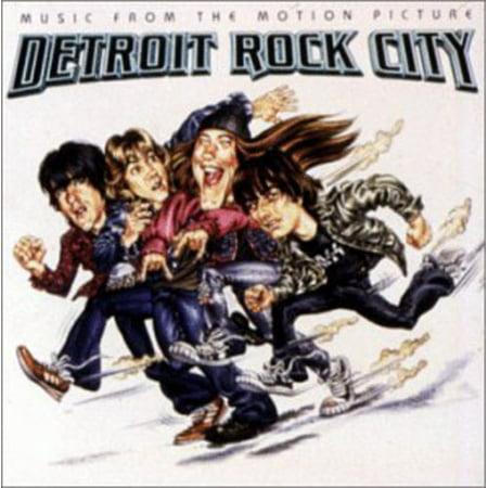 Detroit Rock City Soundtrack - Party City In Detroit