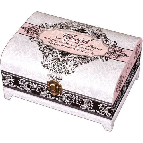 Cottage Garden Belle Papier Cherish Simply Classic Box